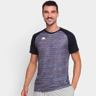 Camiseta Kappa Matteo 2.0 Masculina