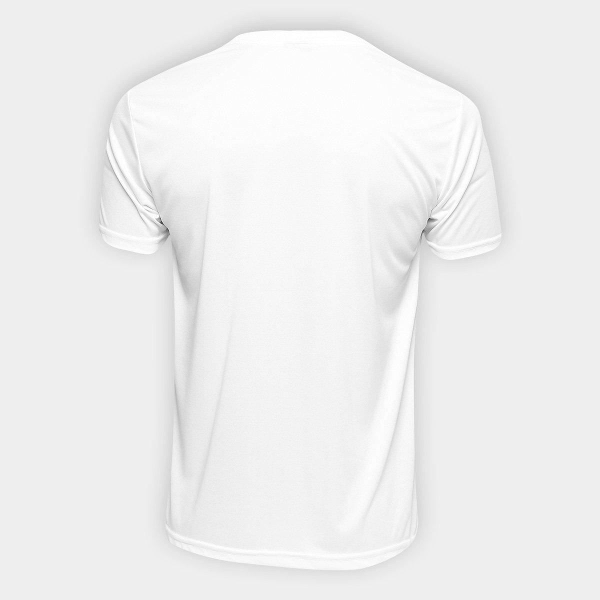 f03a23209aebd ... Camiseta Kappa Shangai Masculina - Branco. EXCLUSIVO
