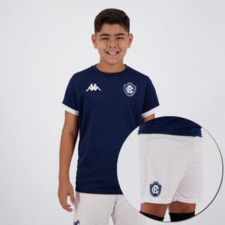 Kit Juvenil Kappa Remo Supporter