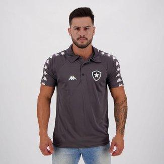 Polo Kappa Botafogo Viagem 2019 Masculina