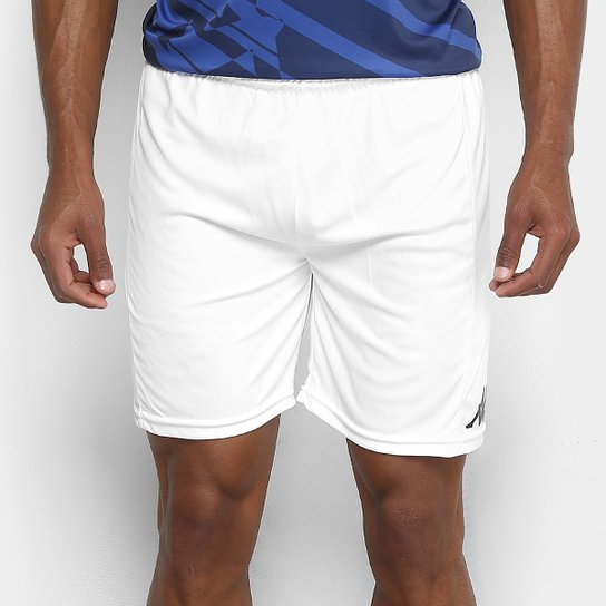 Short Kappa Xaron 2.0 17 Masculino - Branco